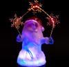 USB новогодний сувенир Морозко ORIENT NY5181 с подсветкой