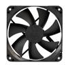 Вентилятор 120 мм Nanoxia AX12-2000 Airflow OEM черный без упаковки (9)