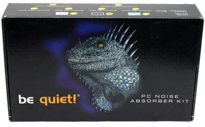 Набор Be Quiet  Chieftec Big Black  для шумоизоляции корпуса  черный