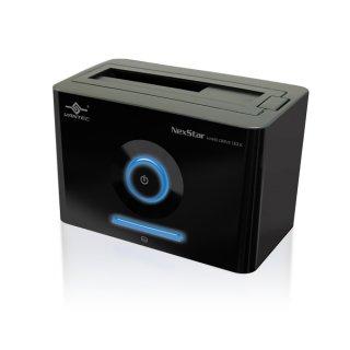 Док для HDD Vantec NexStar NST-D100S2-BK черный USB 2.0 SATA 2.5 и 3.5