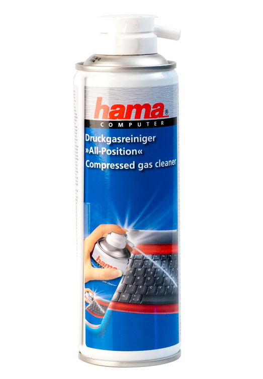 Пневматический очиститель Hama All Position 84170 Compressed Gas Cleaner