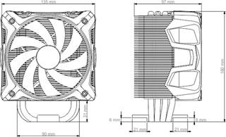 Кулер для Intel Arctic Cooling Freezer i30 Intel CPU Cooler