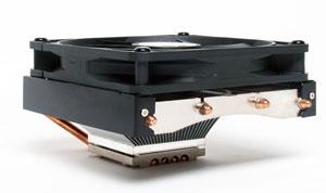 Низкопрофильный кулер для процессора Nexus LOW-7000 R2 для Intel и AMD
