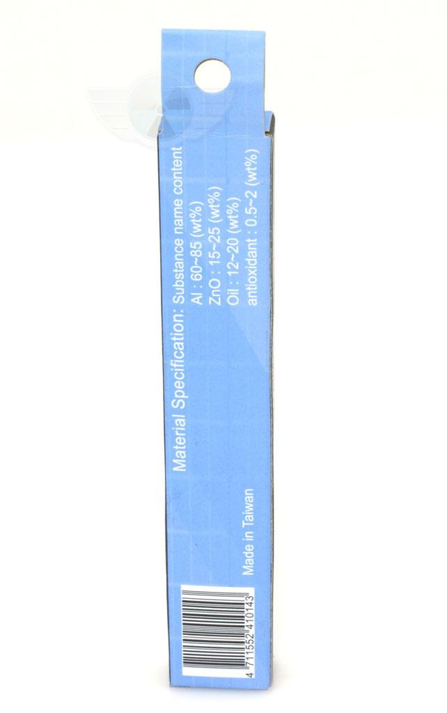 Термопаста Prolimatech Nano Aluminium Thermal Compound PK-2 5г