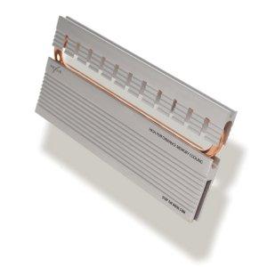 Охлаждение памяти в виде кулера с теплотрубкой Nexus HXR-5500A Silver
