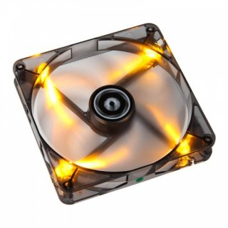 Вентилятор с подсветкой оранжевой 140мм BitFenix Spectre LED Orange BFFBLF14025O