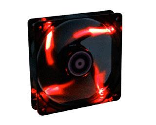 Вентилятор с подсветкой красной 140мм BitFenix Spectre LED Red BFFBLF14025RRP