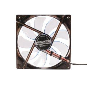 Вентилятор с подсветкой синей 140мм Prolimatech Blue Vortex 14 LED