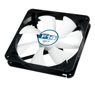 Вентилятор 140 мм ARCTIC F14 для корпуса компьютера
