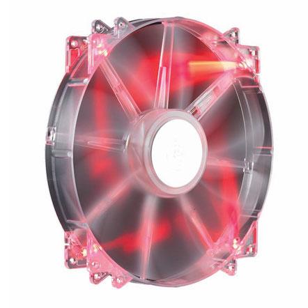 Вентилятор 200 мм для ПК Cooler Master MegaFlow 200 Red LED R4 LUS 07AR GP