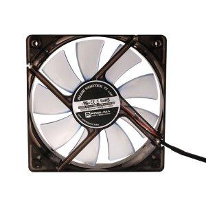 Вентилятор с подсветкой синей 120 мм Prolimatech Blue Vortex 12 LED для ПК