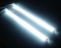 Комплект из 2 х белых  ламп 30 см  с инвертором