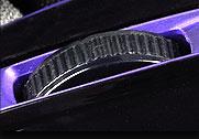Игровая мышь E Blue Cobra Lighting Ash EMS112PU фиолетовая с черным
