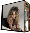 Обои наклейка на корпус компьютера midi tower –Shakira (48Х43см) глянц.