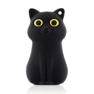 Флешка Кошка черная 4GB со сменной косточкой Cat Driver DRC10091 4BK