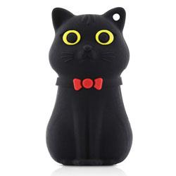 Флешка Кошка черная 8GB Cat Driver USB DR10091 8BK
