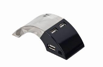 USB концентратор на 4 порта USB2 0 Gembird UHB CT19