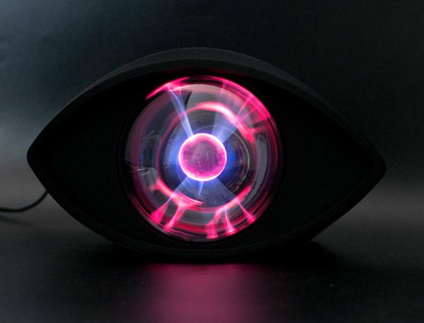 Плазма шар в виде глаза USB Orient PS 400 Око моддера