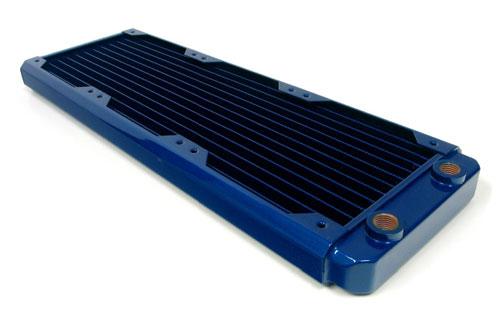 Радиатор для водяного охлаждения Black Ice GT Stealth 360 синий
