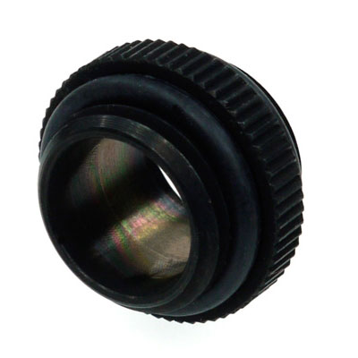 Фитинг переходник мал  соед  Alphacool HF double nipple 2 внешG1 4 17037 Black
