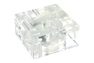 Крышка для помпы Alphacool DC LT Plexi top 13136 прозрачная