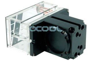 Резервуар для помпы Alphacool Repack Dual Laing D5 Dual 5 25 Bay Station 15167