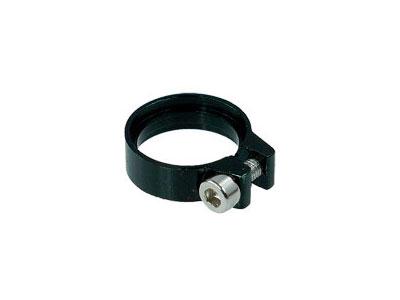 Хомут для шланга 13 14мм черный с винтиком Phobya Hose Clamp 68128