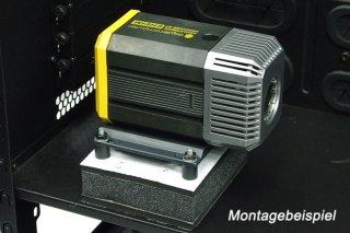Шумоизоляция для помпы Phobya Noise Destructor V 1 for pump decoupling