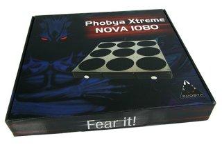 Радиатор для СВО Phobya Xtreme NOVA 1080 Radiator Black 35180