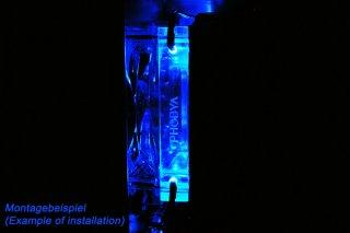 Проставка для вентилятора Phobya 120x120x20mm Shroud Plexi 38112